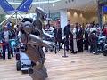 Titan the Robot in Birmingham Bullring 1 - Birmingham Post