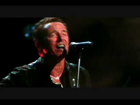 Bruce Springsteen- The Rising-11/7/09 MSG