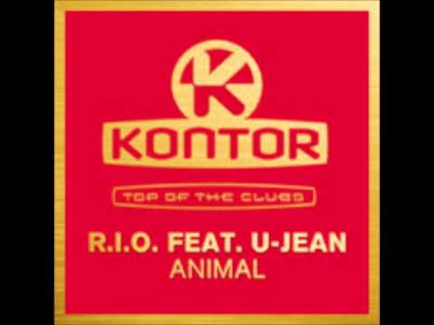 R.I.O. feat. U-Jean - Animal HD/HQ