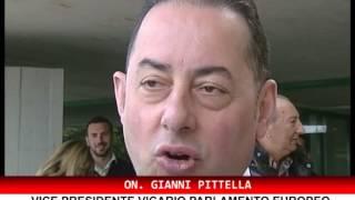 ON. PITTELLA AL POLITECNICO SU GREEN CAMPUS