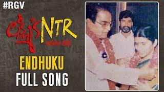 Endhuku ? Full Song | Lakshmi's NTR