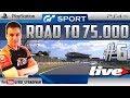 🔴 GT SPORT - DIRECTO | CARRERAS DIARIAS SUZUKA GR4 - ROAD TO 75.000 📈 #6 | GTro_stradivar