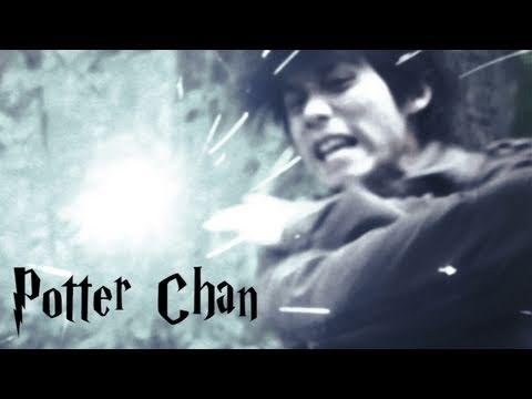 Potter Chan - Hogwart-s Action Hero