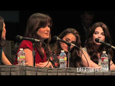 SDCC 2011: Twilight Breaking Dawn Panel Part 4 of 4