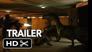 Jurassic City [Official Teaser Trailer] (2015) [HD]