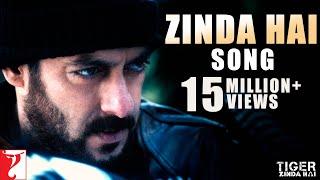 Zinda Hai Song  Tiger Zinda Hai  Salman Khan  Katrina Kaif  Sukhwinder Singh  Raftaar