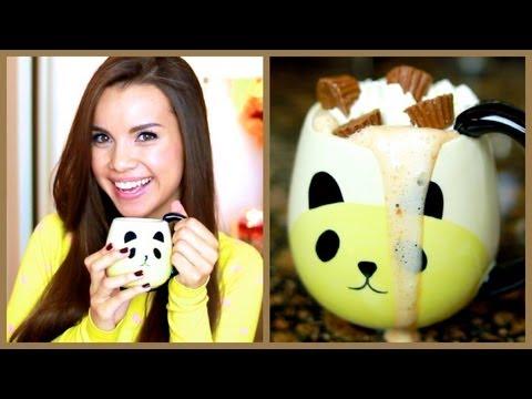 Peanut Butter Hot Chocolate Recipe!