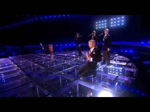 [Estonia] Malcolm Lincoln - Siren (Eurovision Song Contest 2010)