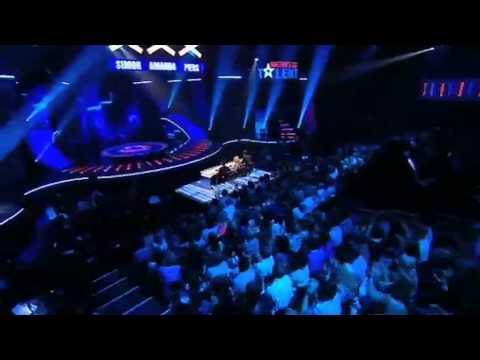 Sue Son - Britain-s Got Talent - Semi-Final 1