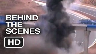 Fast & Furious 6 Behind The Scenes - Bridge Explosion (2013) - Vin Diesel Movie HD