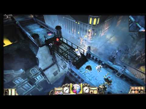 The Incredible Adventures of Van Helsing - Gameplay & Interview [Gamescom 2012]
