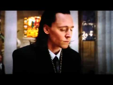 Loki Avengers scene Germany