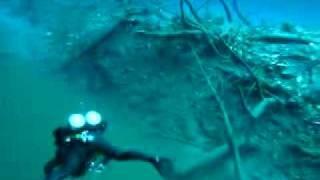 video sungai bawah laut ditemukan