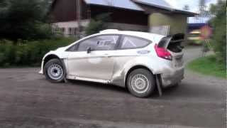 Vid�o Ford WRT Finland Tests 2012 - Day1 - Petter Solberg/Chris Patterson par Rallisport (2542 vues)