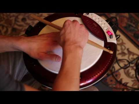 Korg WaveDrum Oriental - Performance by Leo di Angilla