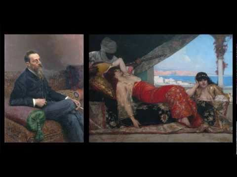 Rimsky-Korsakov - Scheherazade: Symphonic Suite, Op. 35 (1888), played on period instruments