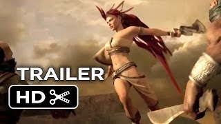 Heavenly Sword Official Trailer (2014) - Video Game Movie HD