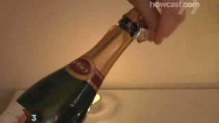 şampanya nasıl açılır
