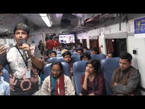 Tata Jagriti Yatra - Hindi Documentary Film Directed by Shankar Barve (TJY Yatri 2010) -oPRh11XRAh4
