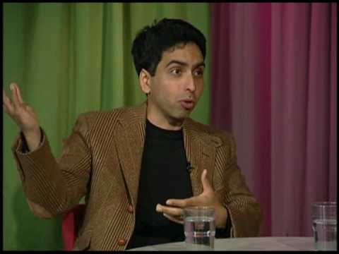 Sal Khan (with a severe cold!) on Future Talk