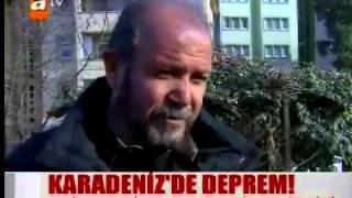 Şükrü Ersoy Karadeniz depremini yorumladı