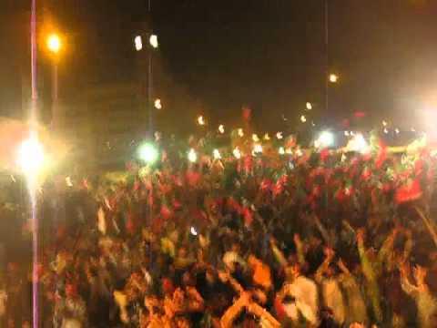 Hum Aik Hain - PTI Official Song -  Karachi Dharna