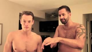Part II: Inside the Gay Bathhouse!