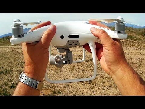 DJI Phantom 4 Pro Flight Test Demonstration
