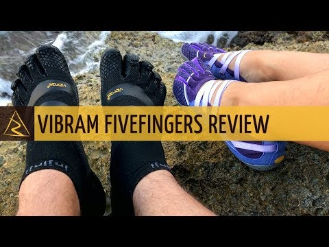 Vibram Five Fingers Shoes - First Impressions And Testing (ELX and ALITZA model) - UCp6MzSx6sqYLZUIYG8o2Ing