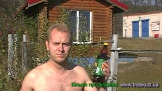 Трезвый Житомир уничтожил 9 бутылок пива