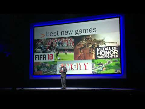 Conferencia de EA en la Gamescom 2012