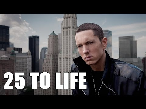 Eminem 25 to life lyrics