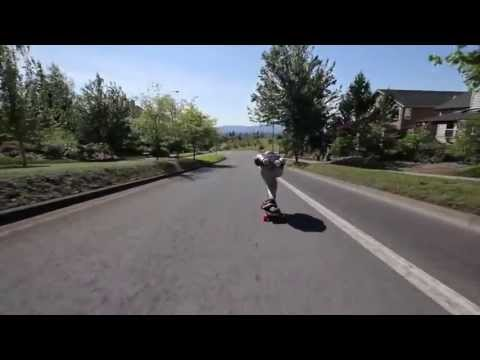 Stalk It Longboards: Alex Tongue