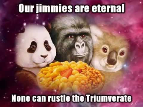 Time to Unrustle Your Jimmies
