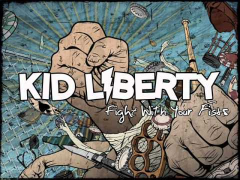Kid Liberty- Telephone Toughguy