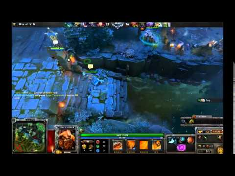 Dota 2 Funny Moment Play With Girl (Indonesia)