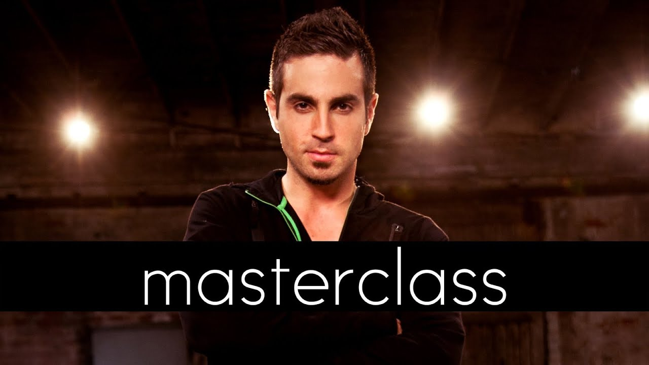 MASTERCLASS: WADE ROBSON INSTRUCTIONAL PT 2 [DS2DIO]