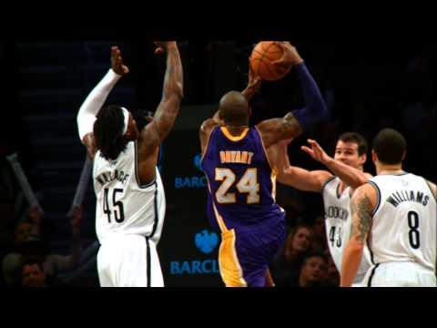 Phantom: Kobe Bryant's Brooklyn Facial