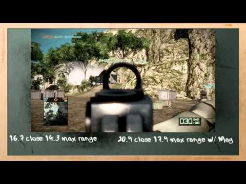 BFBC2: Briefing Room Ep1: XM8 Assault Rifle Review