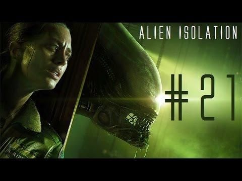 Alien Isolation | Let's Play en Español | Capitulo 21