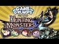 GAME GRUMPS PRESENT: HUNTING MONSTERS EP.4 LAGIACRUS - Polaris
