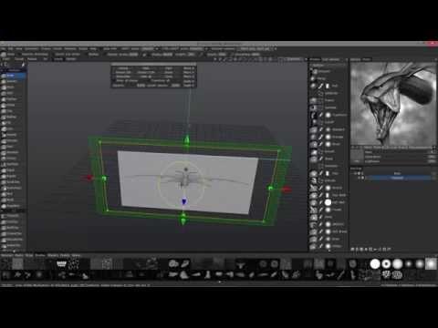 Intro & Image Plane setup