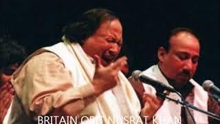 Sochta Hoon Ke Woh Kitne Masoom Thay Lyrics   Nusrat fateh ali khan