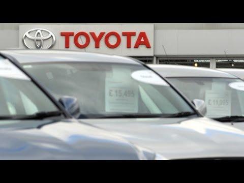 Toyota pays $1.1 Billion settlement