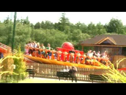 Thumbnail: Paultons Park  - The Theme Park for Families!