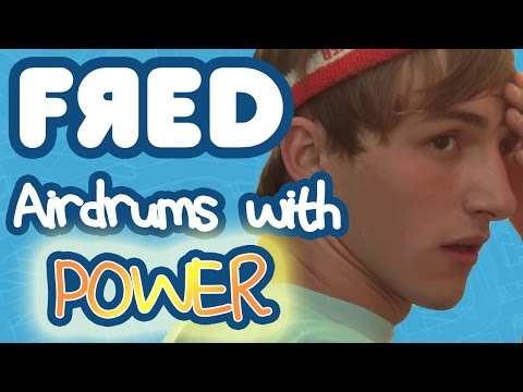 FRED Learns to Airdrum with Power