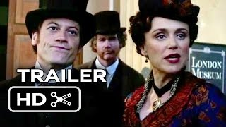 The Adventurer: The Curse of the Midas Box Official Trailer (2014) HD