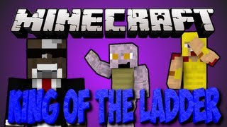 NEW Minecraft KING OF THE LADDER Minigame
