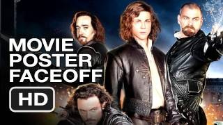 Movieclips Poster Face Off - The Three Musketeers - Orlando Bloom