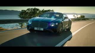Bentley представил новый Continental GT